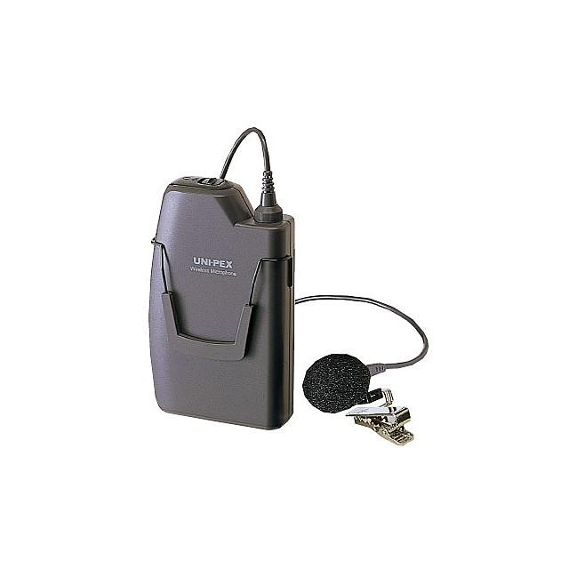 ワイヤレスピンマイク〈WM-8100A〉 800MHz