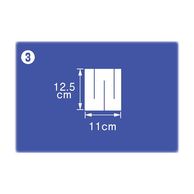 御幣紙 12.5cm×11cm