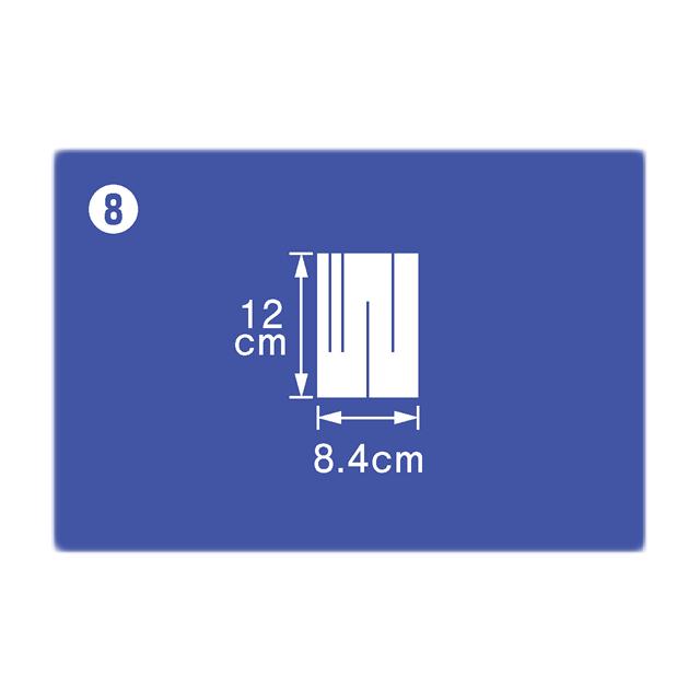 御幣紙 12cm×8.4cm