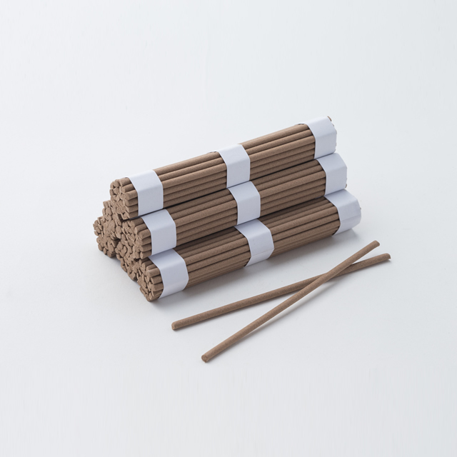 茶ごま線香 5寸タイプ