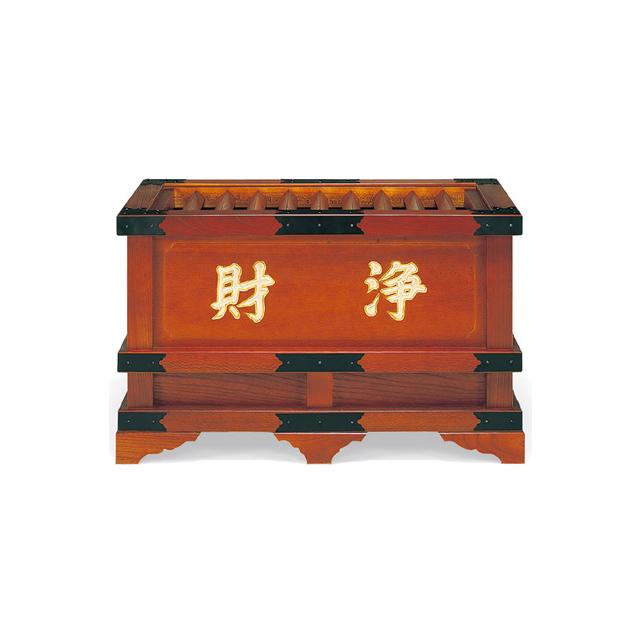 木製 本欅・賽銭箱(4尺)