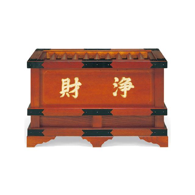 木製 本欅・賽銭箱(4尺5寸)