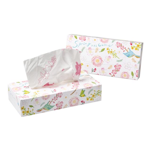 花まつり 桜ティッシュ
