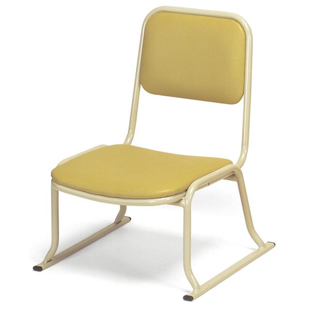 アルミ製 本堂用 お詣り椅子