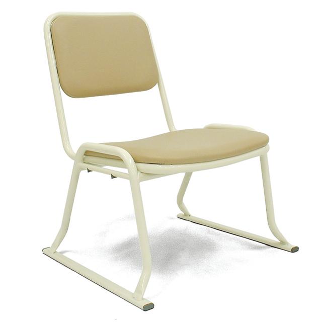 スチール製 お詣り椅子