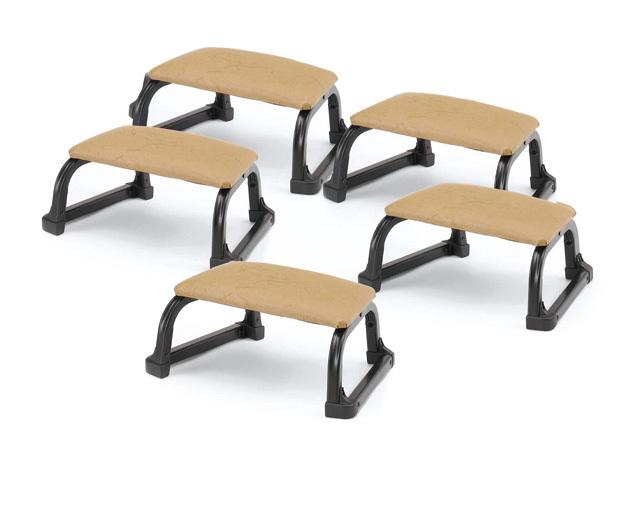 55659 アルミ製 正座椅子?