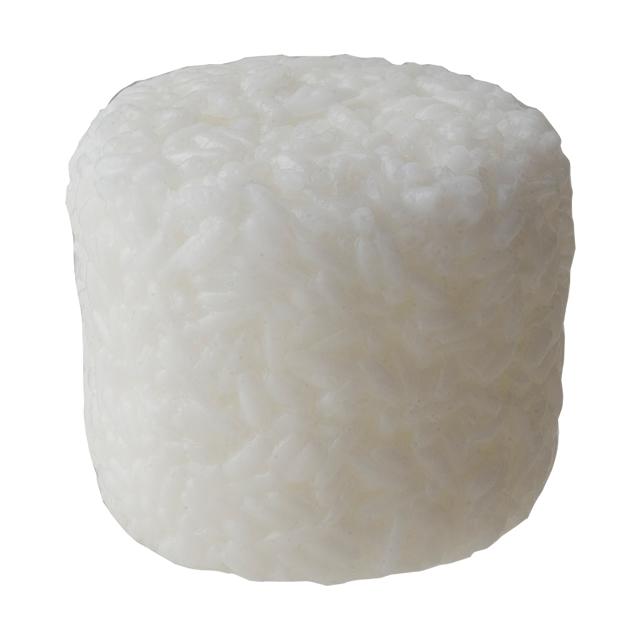 ご寺院用 樹脂製 お東用仏飯(仏飯器:2.3~2.5寸兼用) 底幅6cm/高さ5..5cm