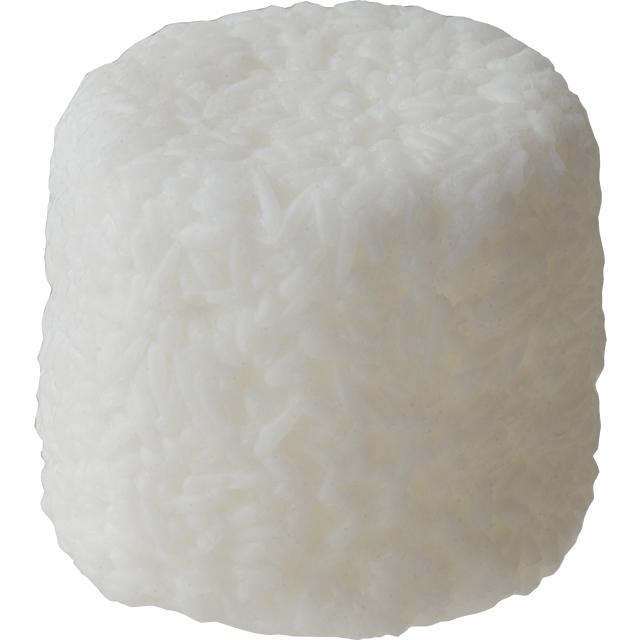 ご寺院用 樹脂製仏飯(仏飯器:2.8~3寸兼用) 底幅7cm/高さ6.5cm