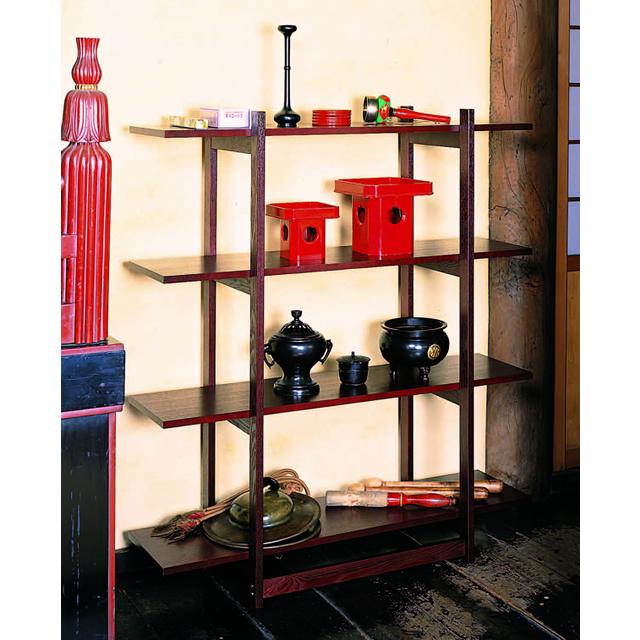 木製 簡易仏具棚