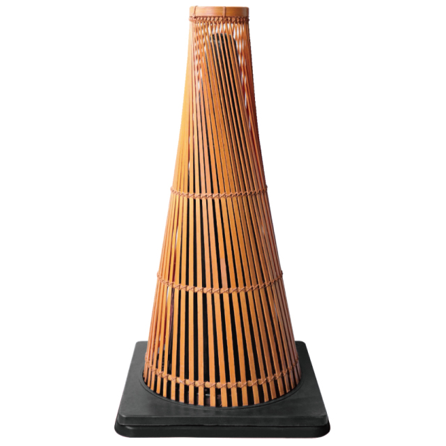 竹製和コーン