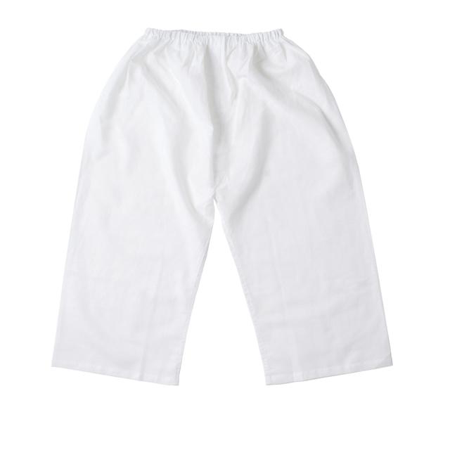 天然竹繊維「バングロ」白衣下