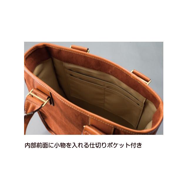 渋柿家 トートバッグ A4収納サイズ