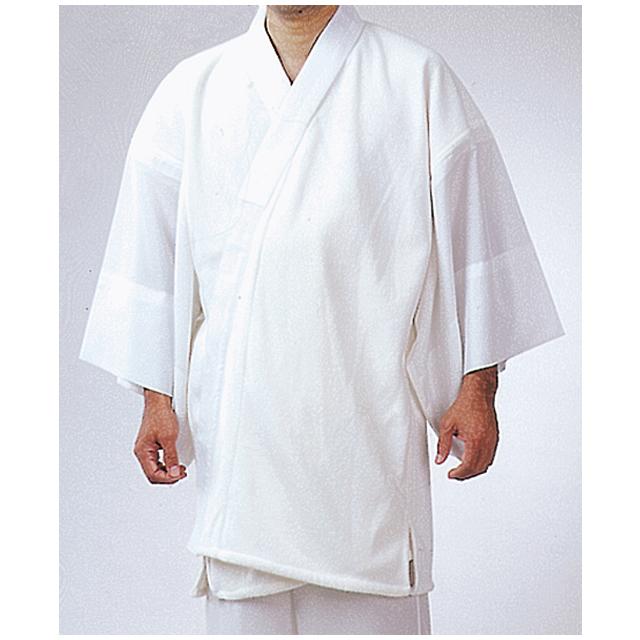 平袖 冬用 ネル 半襦袢 ロング