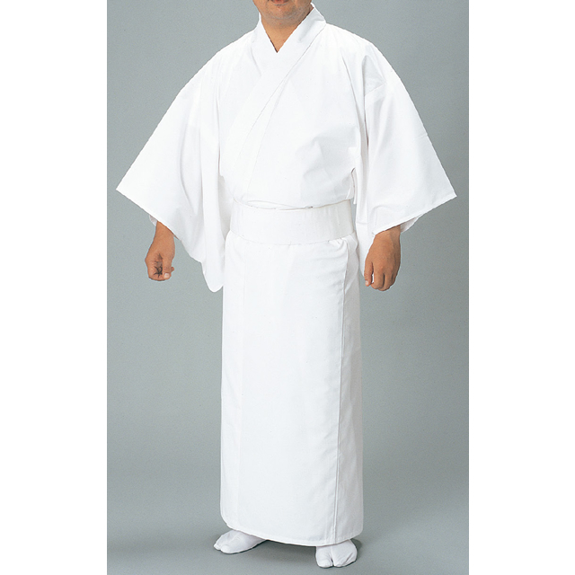 形態安定 白衣  通年用