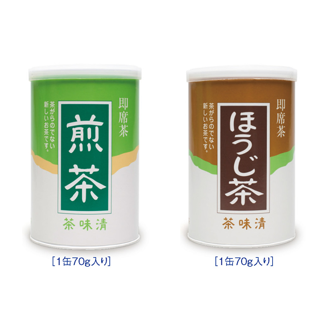 即席茶 茶味清(ちゃみせ)