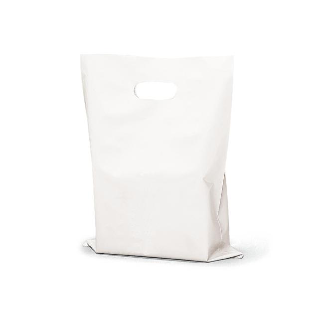 手提袋(無地) 小サイズ  乳白色