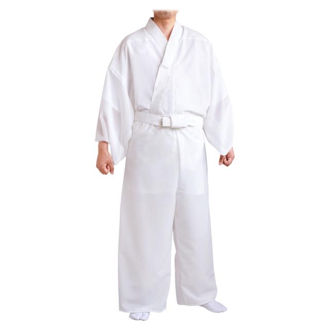 夏用 二部式御白衣 〈セオα 清涼さらり〉