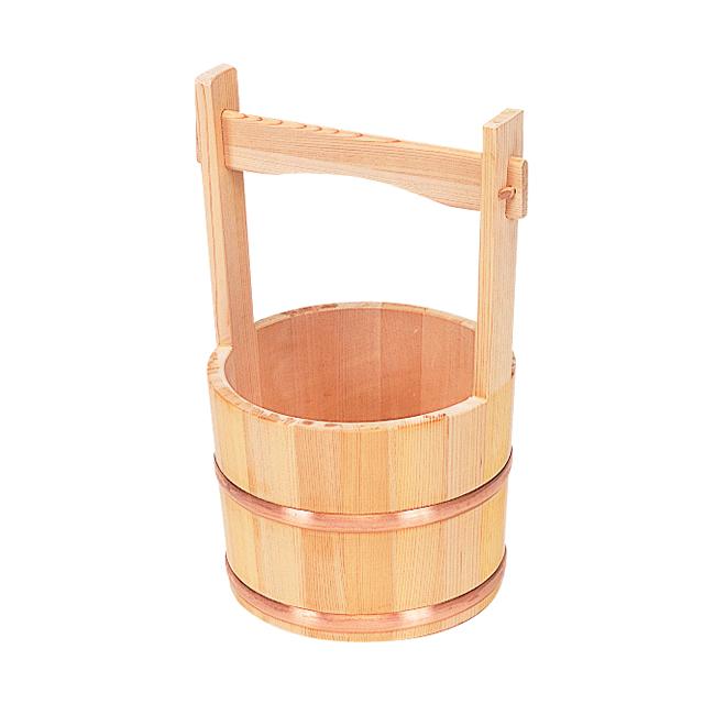 水行用手桶