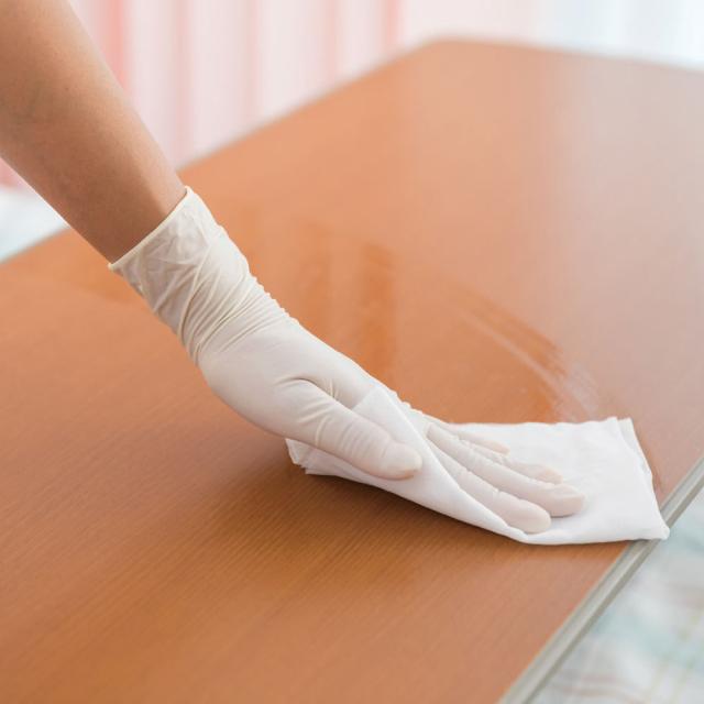除菌&洗浄ウエットクロス