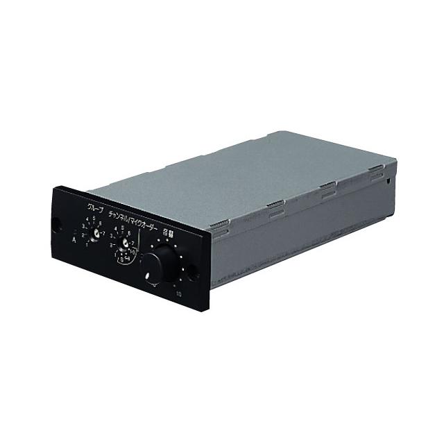 ワイヤレスチューナーユニット〈DU-8200〉 PLL800MHz・ダイバーシティ