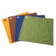 座布団カバー 厚地綿紬織