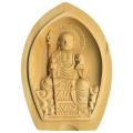 手彫り 水子供養 御守り・水子地蔵 香合仏 ツゲ製
