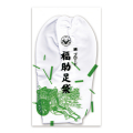 [福助] 綿 ブロード足袋 4枚コハゼ・サラシ・普通型