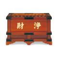 木製 本欅・賽銭箱(5尺)