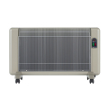 遠赤外線 輻射式 パネルヒーター「夢暖望」 880型(キャスター付き)