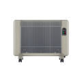 遠赤外線 輻射式 パネルヒーター「夢暖望」 660型(キャスター付き)