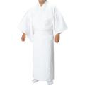 京別織 あたたか 白衣(ウール混白衣) 単(ひとえ)