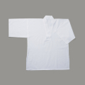 晒し V衿・筒袖半襦袢 フリーサイズ