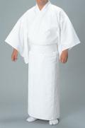 京別織 神職用 あたたか白衣(ウール混白衣)