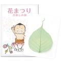 花まつり おたのしみ袋 菩提樹の葉セット