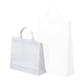 寺名・社名入り 紙袋 ヨコ型 白