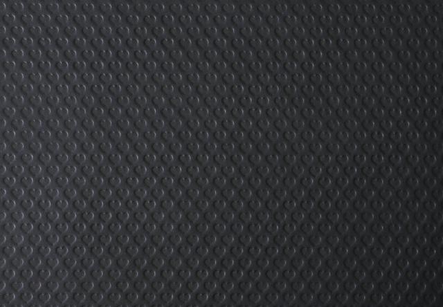 teshioランチョン【Heart Black(ハート・ブラック)・ランチョンマット】(200枚入り)1枚単価76円