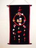 花輪飾り(中)