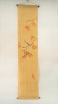 花景色タペ・柿紅葉