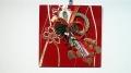 【正月飾りパネル 流れ花紋】 『箔一』のパネル飾り