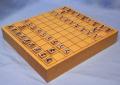 将棋盤 新かや2寸一枚盤卓上 Aセット