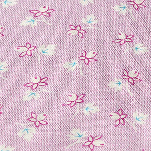 textile pantry JUNKO MATSUDA Antique pattern collection バラつぼみ スケア生地