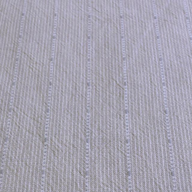 textile pantry JUNKO MATSUDA dobby dot stripeドビー織りワッシャー加工生地