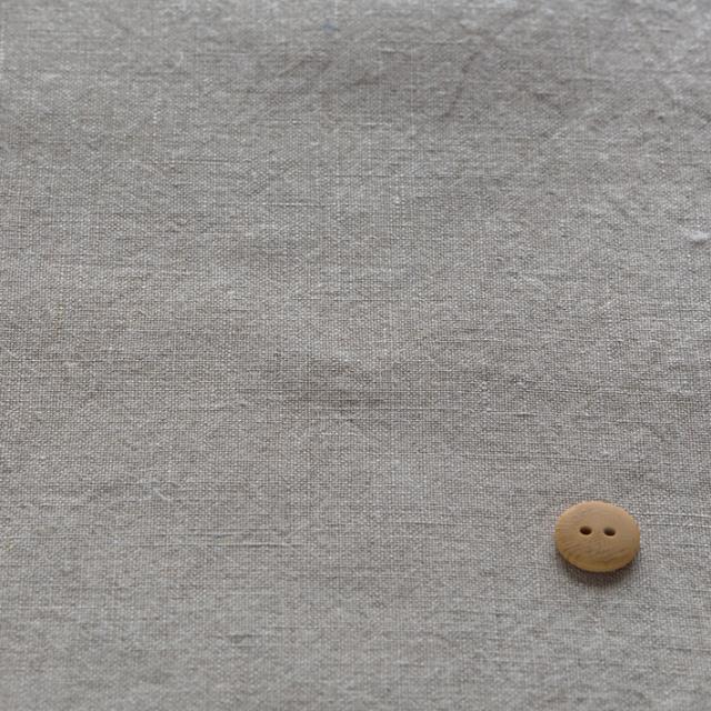 textile pantry JUNKO MATSUDA リネンシーチング 天日干し仕上げ 生成