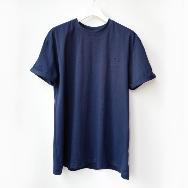 Monsieur Coquelicot Exclusive T-Shirts for TF FULL NAVY