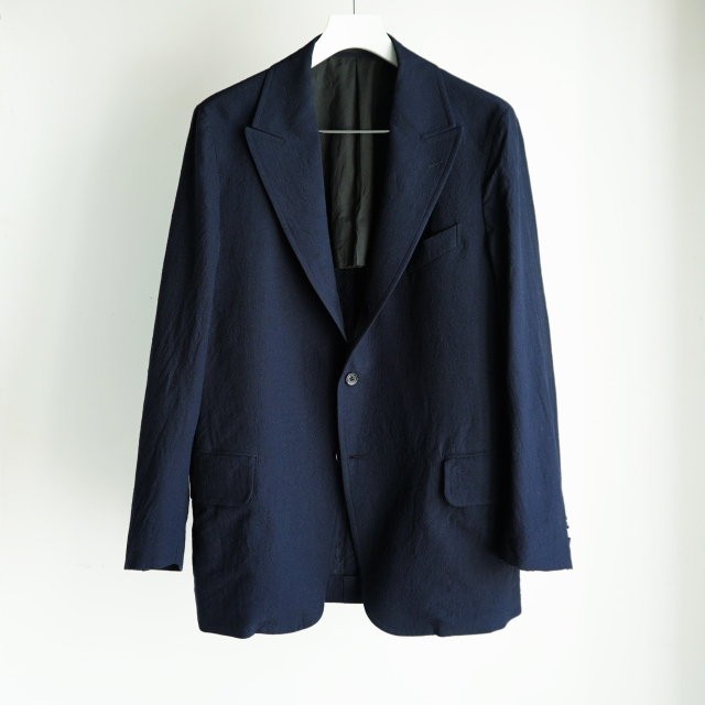 KAPTAIN SUNSHINE Semi-peaked 3B Jacket NAVY