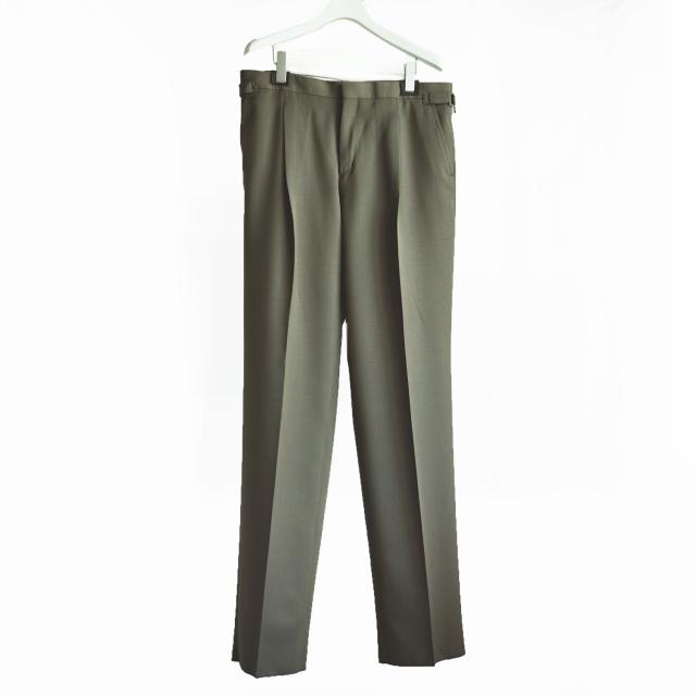 Fendart 1 tuck trousers