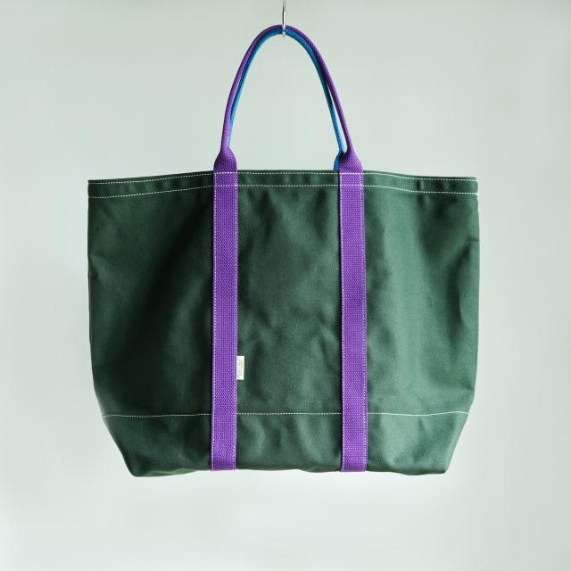 "corduroi club × Cedar Key Canvas ""Utility Tote Bag"""