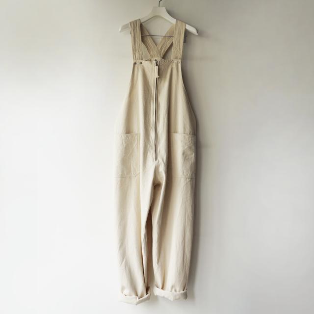 KAPTAIN SUNSHINE Deck Trousers NATURAL