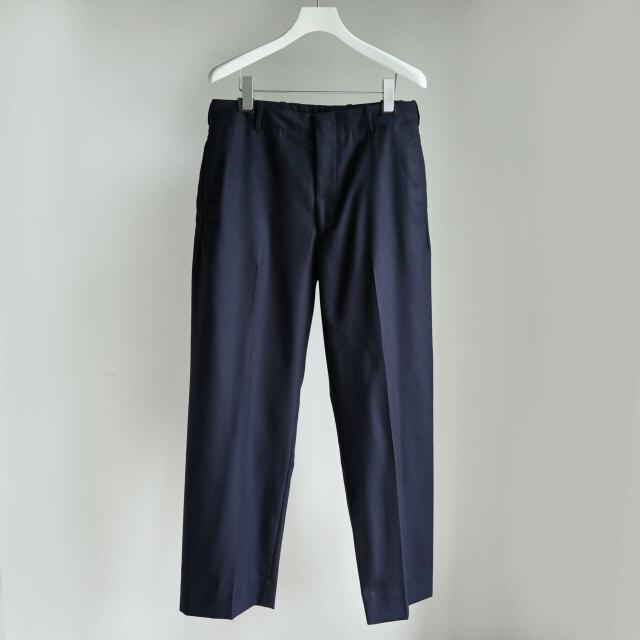 KAPTAIN SUNSHINE Scottish Sideseemless Trousers NAVY