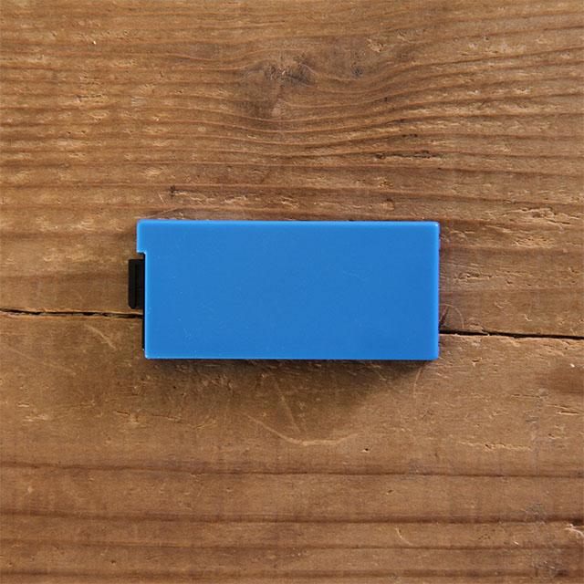 シャイニー オーダーネームスタンプ/DIYセット 交換パッド:S-723-7 青